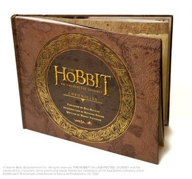 The Hobbit: An Unexpected Journey, Chronicles: Art and Design