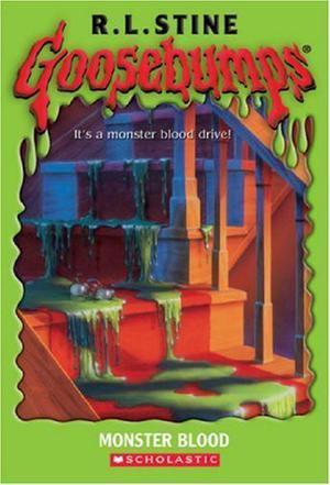 Goosebumps Monster Blood