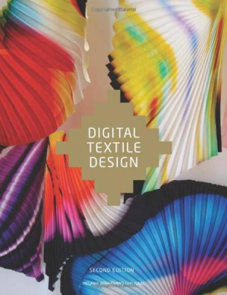 Digital Textile Design, 2nd edition  数字化纺织设计