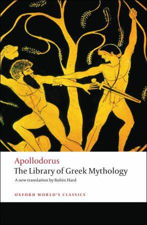 The Library of Greek Mythology 锛�Oxford Worlds Classics锛�