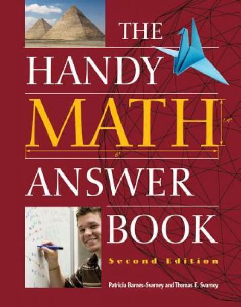 TheHandyMathAnswerBook