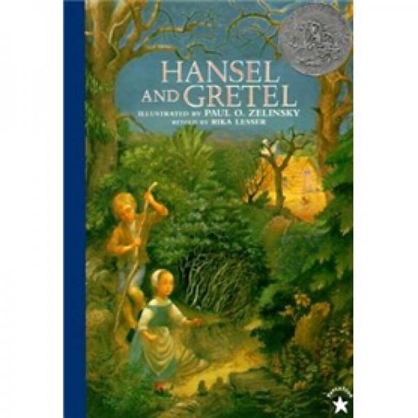 Hansel and Gretel  韩塞尔与葛雷特