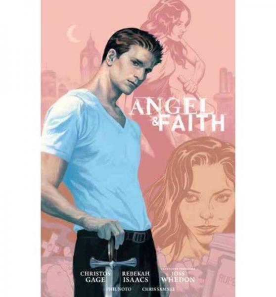Angel and Faith: Season Nine Library Edition Vol
