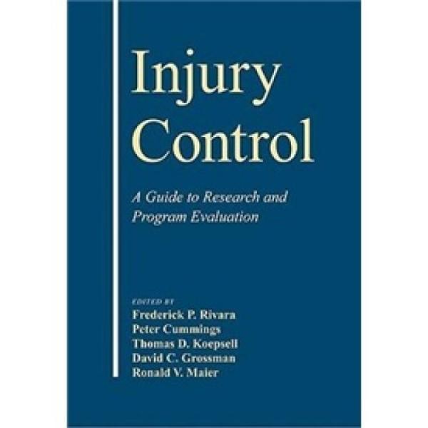 InjuryControl:AGuidetoResearchandProgramEvaluation