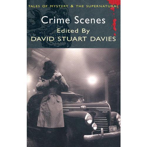 CRIME SCENES  9781840220933