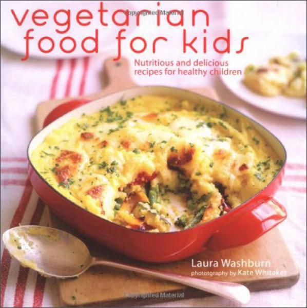 Vegetarian Food for Kids
