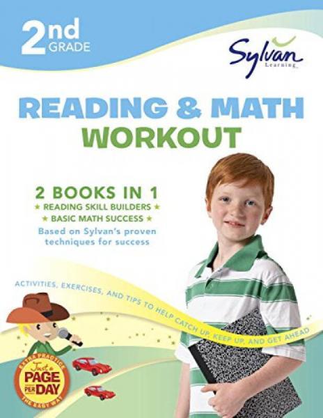 Second Grade Reading & Math Workout