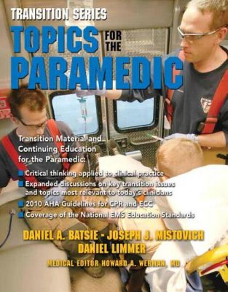TransitionSeries:TopicsfortheParamedic