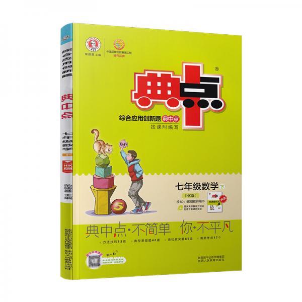 新版典中点下册七年级数学沪科版HK同步课时作业