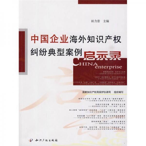 中国企业海外知识产权纠纷典型案例启示录