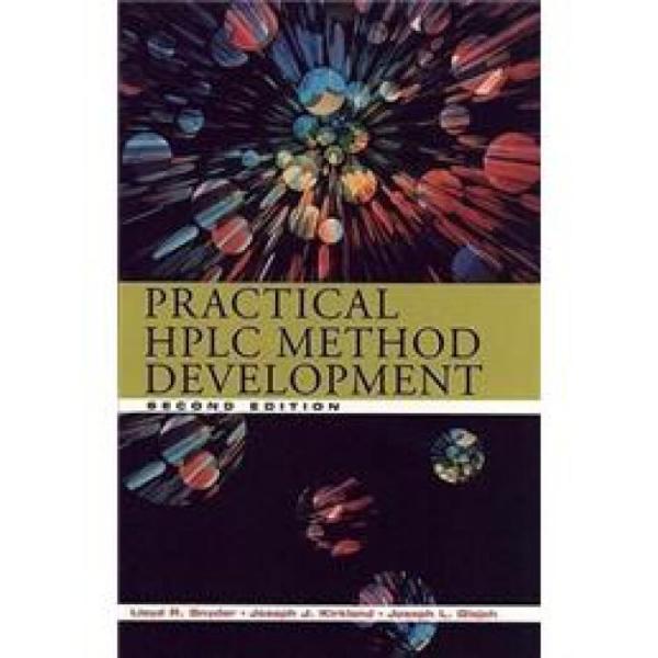 PracticalHPLCMethodDevelopment,2ndEdition