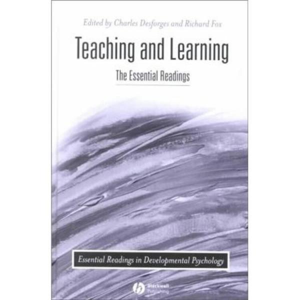 TeachingandLearning:TheEssentialReadings