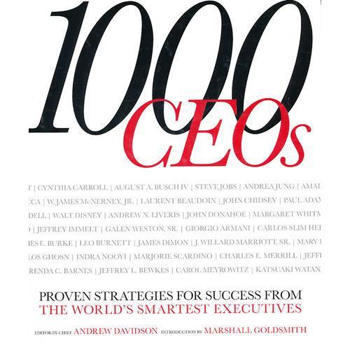 1000 CEOS 一千个CEO