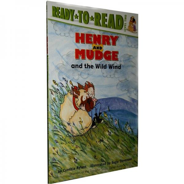 Henry and Mudge and the Wild Wind: Ready-To-Read Level 2  突遇狂风