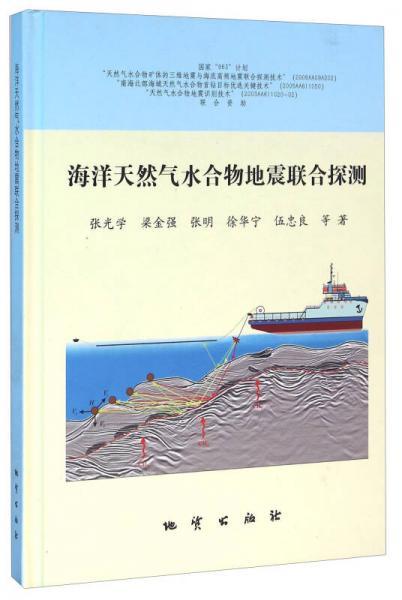 海洋天然气水合物地震联合探测