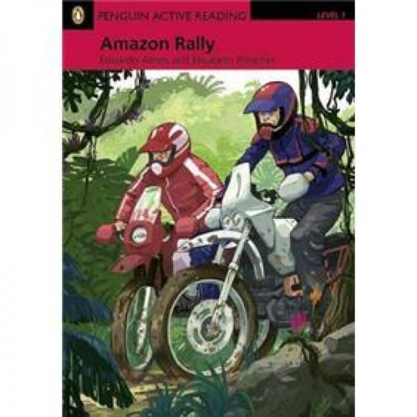 Amazon Rally Pen Act Read + CD L1