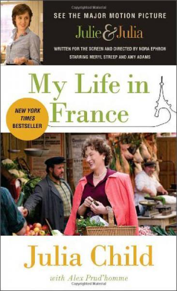 My Life in France[我的法兰西岁月]