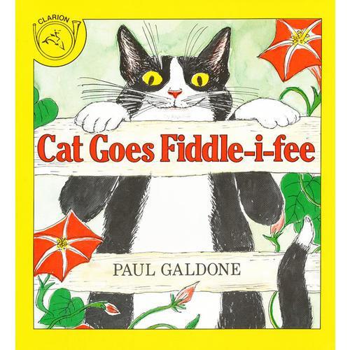Cat Goes Fiddle-I-Fee 9780899197050