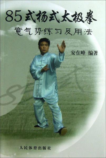 85式杨式太极拳意气势练习及用法