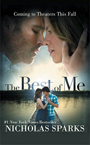 The Best of Me (Movie Tie-In)最好的我 英文原版