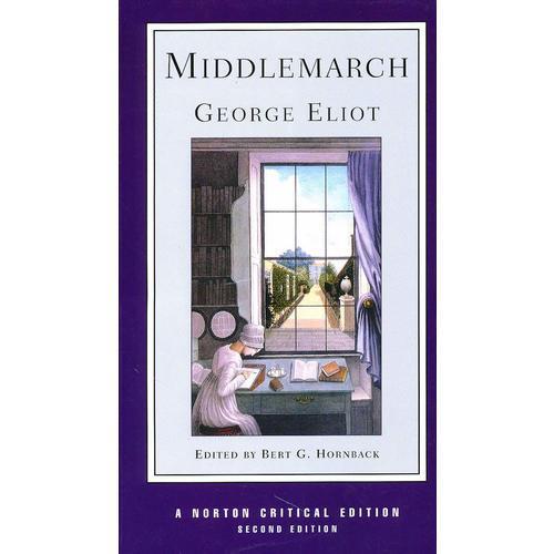 Middlemarch(Norton Literature)米德尔马契(诺顿文学评论)