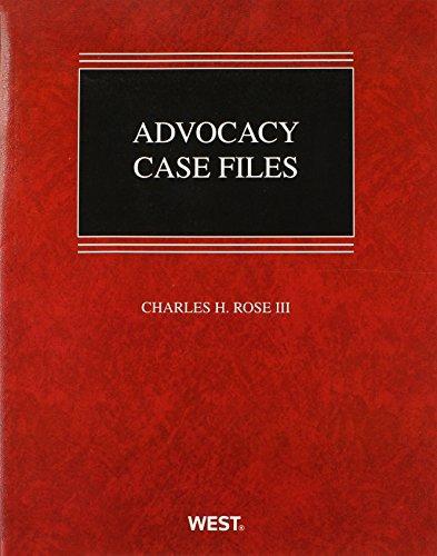 Advocacy Case Files