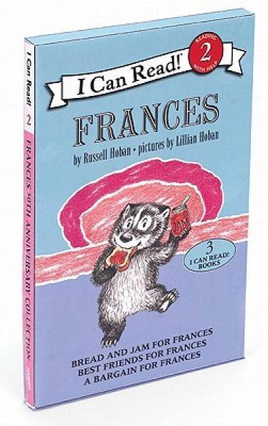 Frances 50th Anniversary Collection (I Can Read, Level 2) 弗朗西斯50周年合集 英文原版