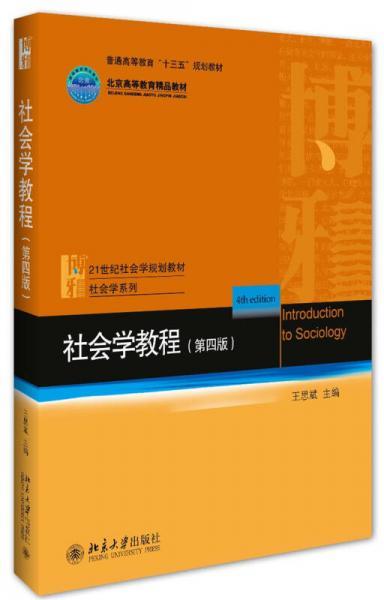 社会学教程(第4版)