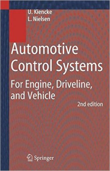 Automotive Control Systems: For Engine, Drivelin