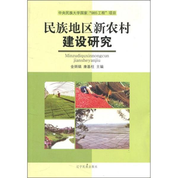 民族地区新农村建设研究