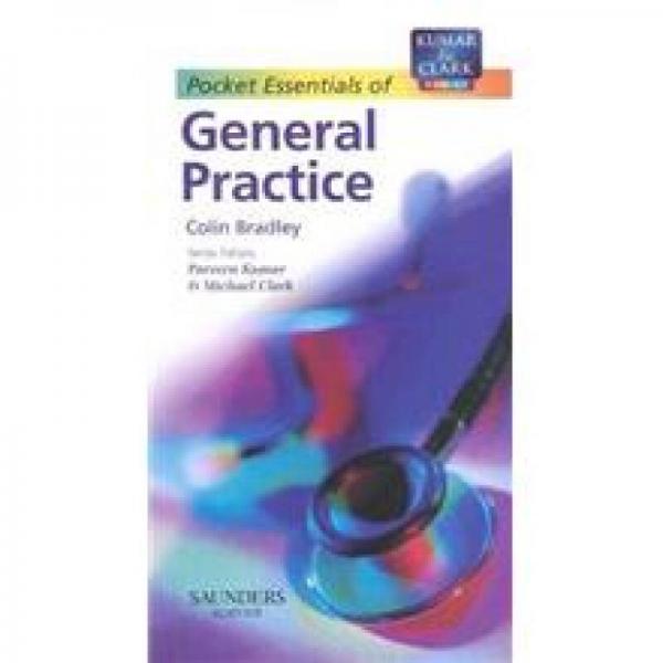 Pocket Essentials of General Practice日常医疗概要手册