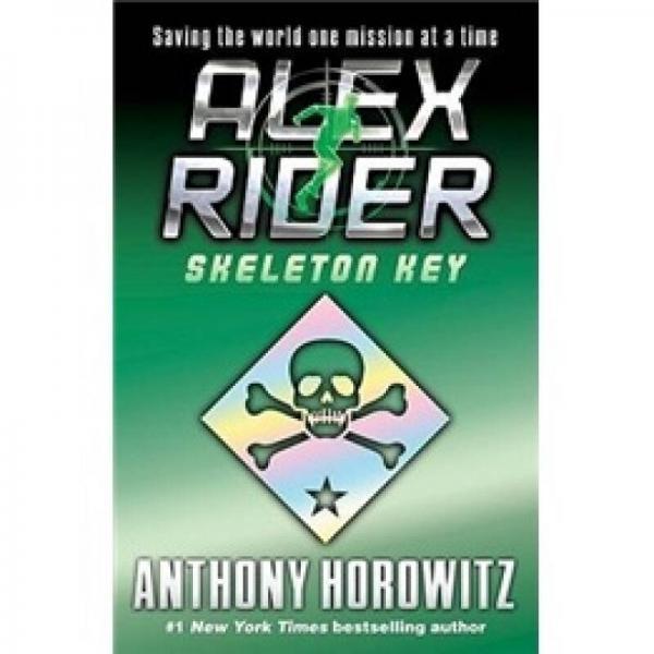 Alex Rider: Skeleton Key
