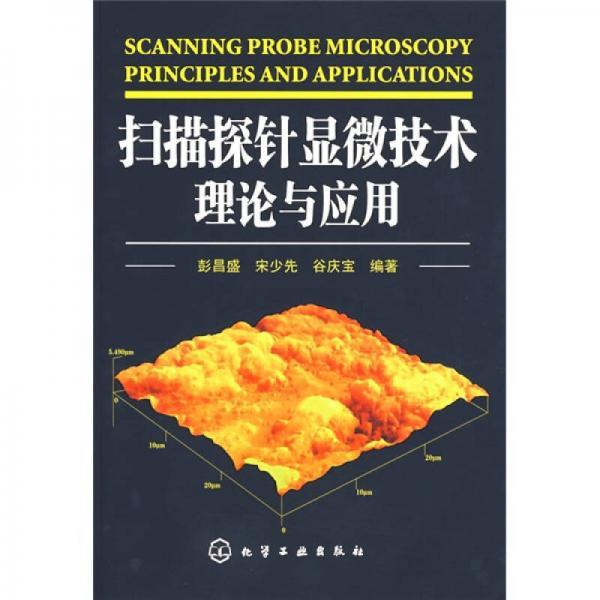 扫描探针显微技术理论与应用