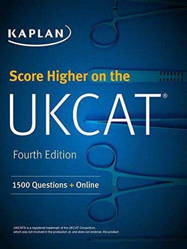 Score Higher on the UKCAT: 1500 Questions + Online