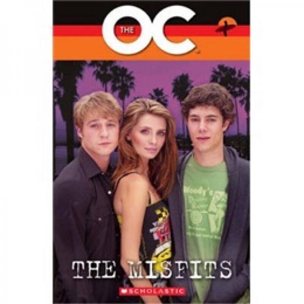 ELT Readers: The Misfits(Book+CD) 橘子郡男孩:适合吗?