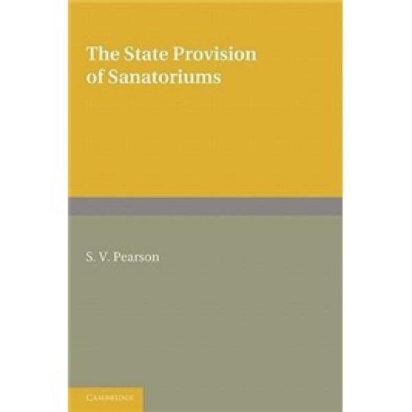 TheStateProvisionofSanatoriums