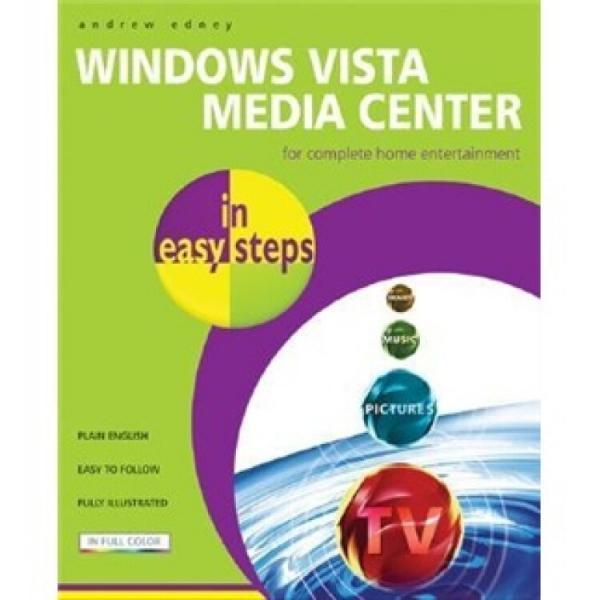 WindowsVistaMediaCenterinEasySteps