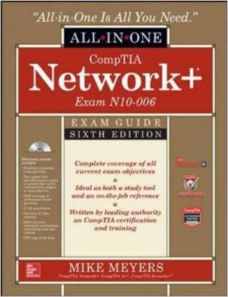 Comptia Network+ All-In-One Exam Guide (Exam N10