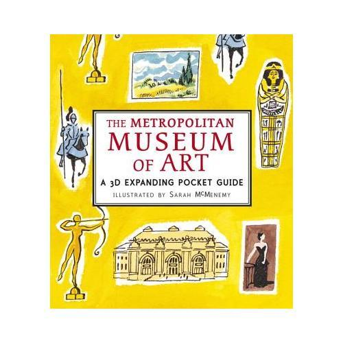 The Metropolitan Museum of Art: A 3D Expanding Pocket Guide