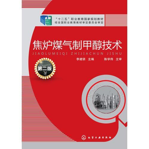 焦炉煤气制甲醇技术(李建锁 )(第二版)