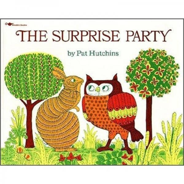 The Surprise Party  惊喜聚会 英文原版