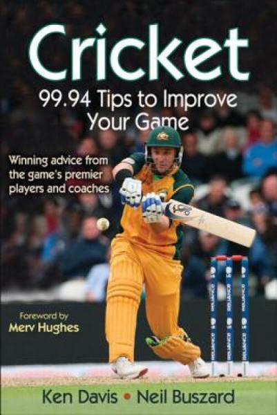 Cricket:99.94TipstoImproveYourGame