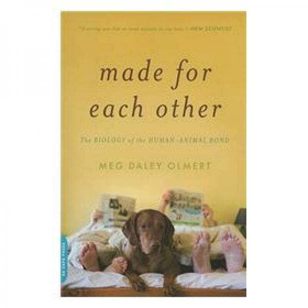 Made for Each Other (Merloyd Lawrence Books)
