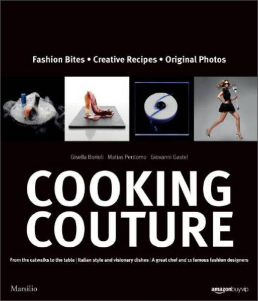 Cooking Couture: Fashion is Served