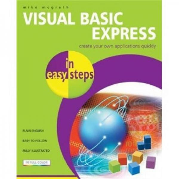 Visual Basic Express: In Easy Steps
