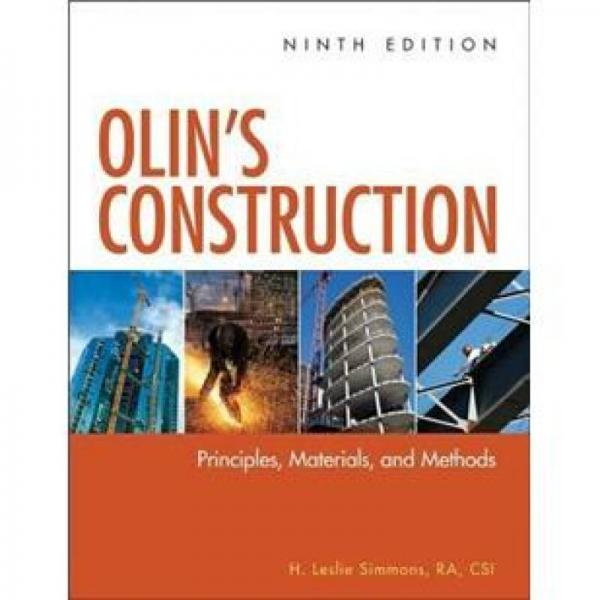 Olins Construction: Principles, Materials, and Methods