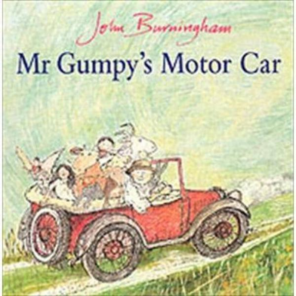 Mr Gumpys Motor Car