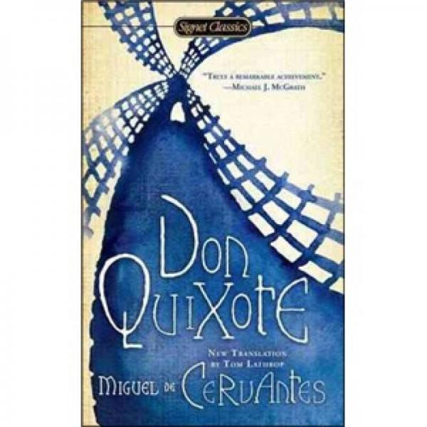 Don Quixote 堂吉诃德