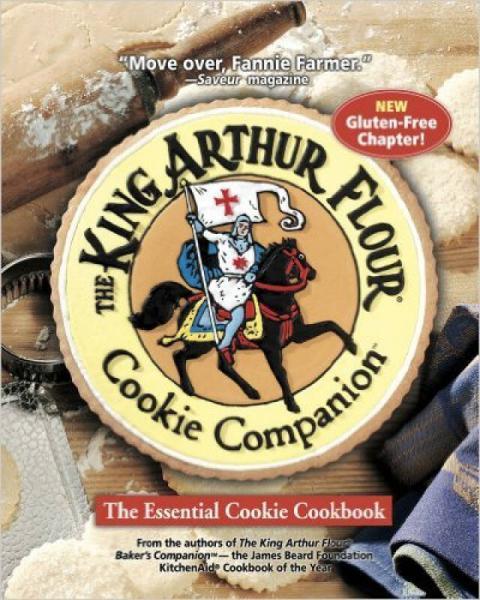 The King Arthur Flour Cookie Companion: The Esse