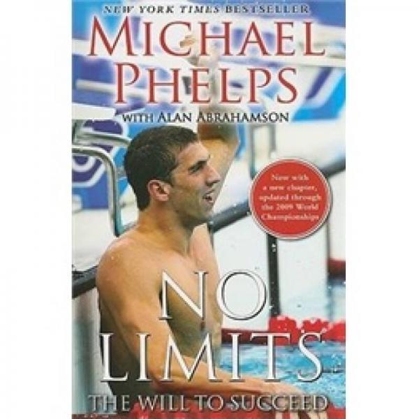 No Limits: The Will to Succeed[成功无极限:菲尔普斯自传]